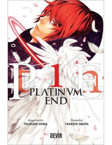 Mangá - Platinum End Vol: 01