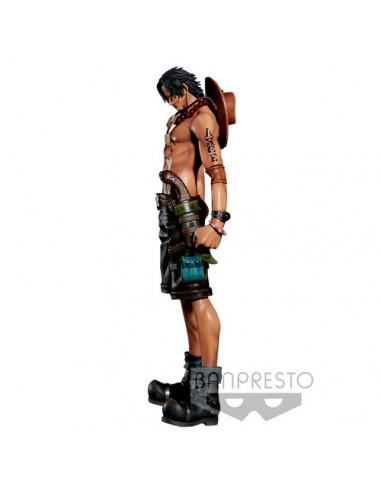 Figura Banpresto One Piece- Portgas...
