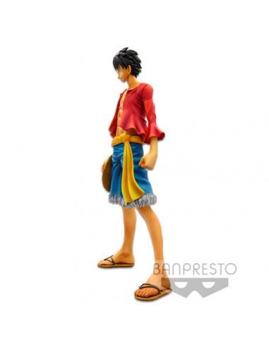 Figura Banpresto One Piece- Monkey D....