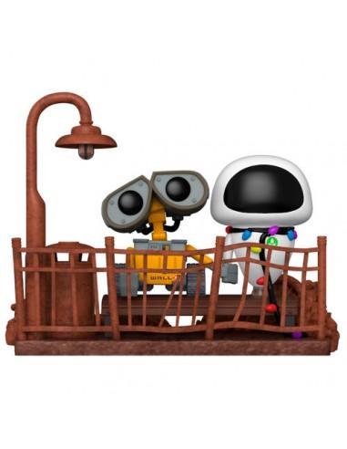 POP Disney Wall-E - Wall-E & Eve -...