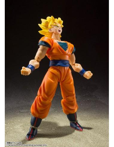 Figura S.H. Figuarts Dragon Ball Z -...