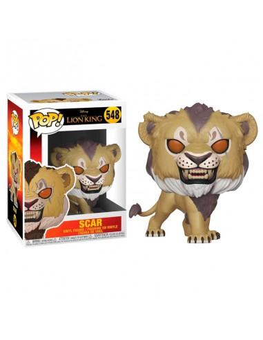 POP-Disney O Rei Leão Scar 548