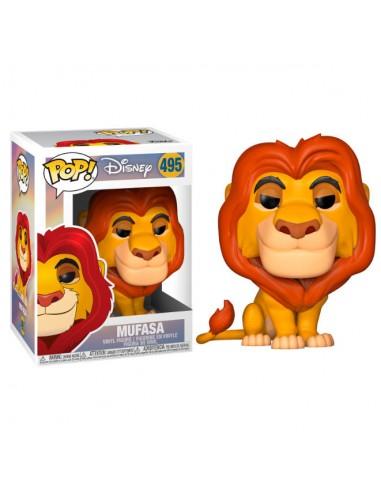 POP-Disney O Rei Leão Mufasa 495