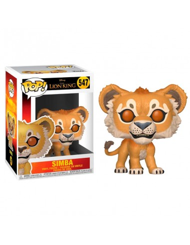 POP-Disney O Rei Leão Simba 547